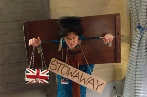 Queenie in stocks 2013